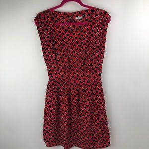 ⭐️Old Navy heart pattern dress